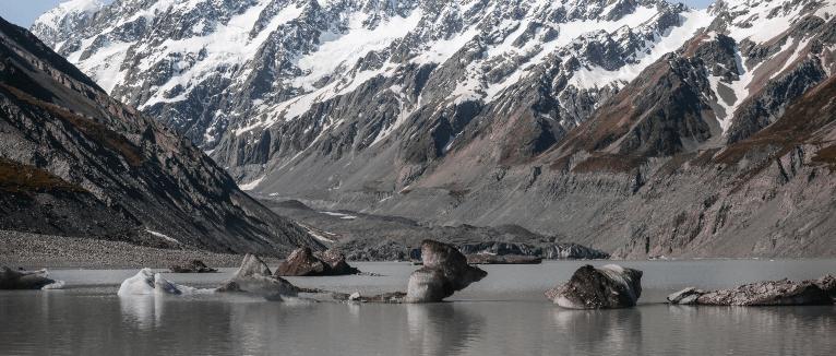 קרחון הטזמן