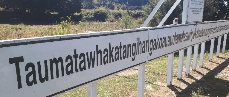 השם הכי ארוך בניו זילנד