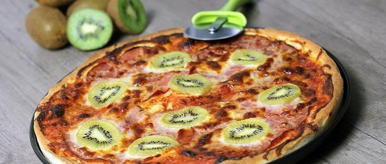 Kiwi pizza