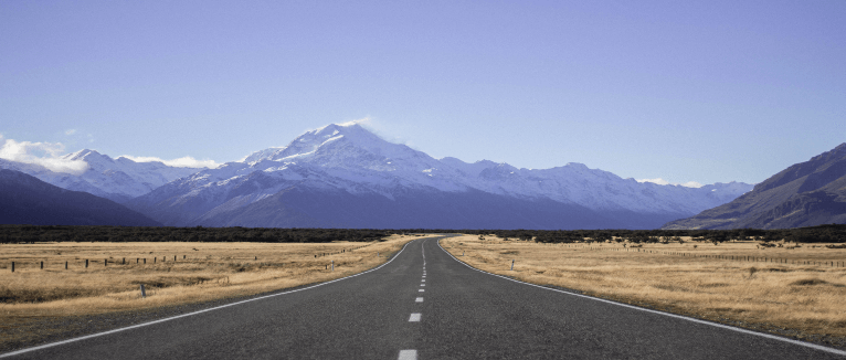 כביש ניו זילנד
